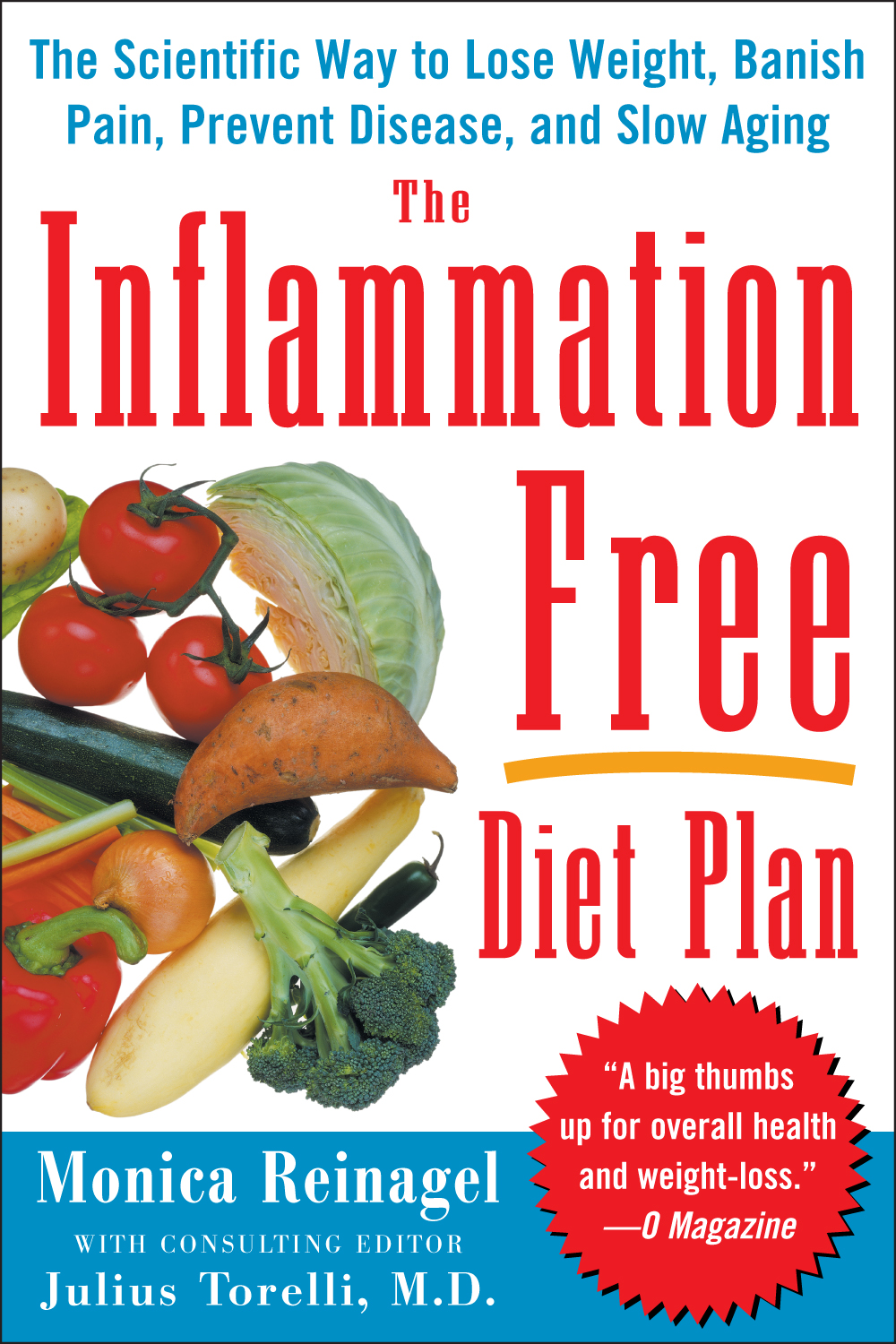 Purchase the Inflammation Free Diet Plan